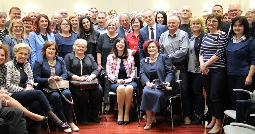 Održan prvi edukativni skup za ravnatelje 72 škole koje su odabrane za eksperimentalno provođenje kurikularne reforme