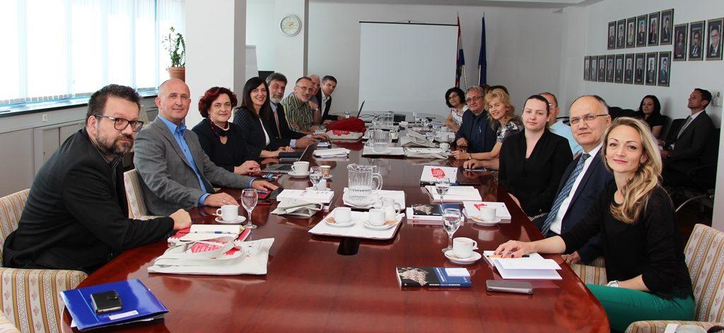 Prvi sastanak ERS-a u Ministarstvu znanosti i obrazovanja