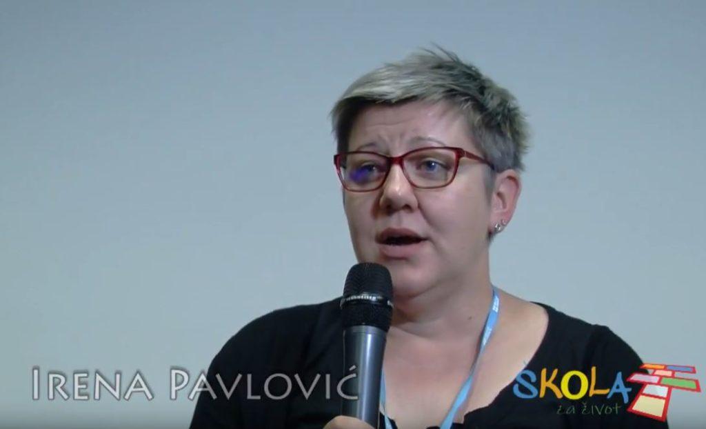 Intervju – Irena Pavlović