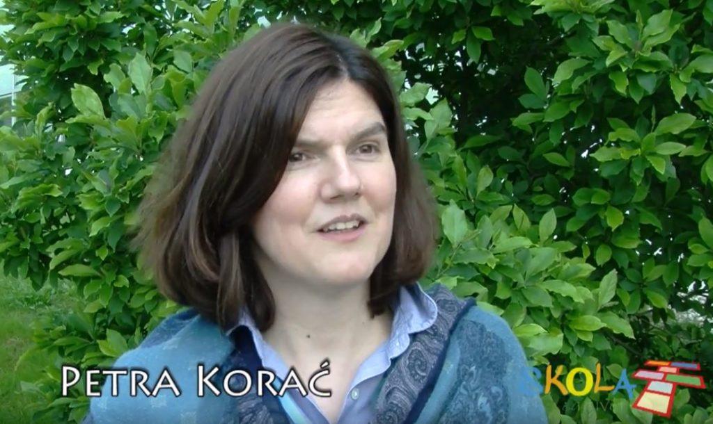 Intervju – Petra Korać