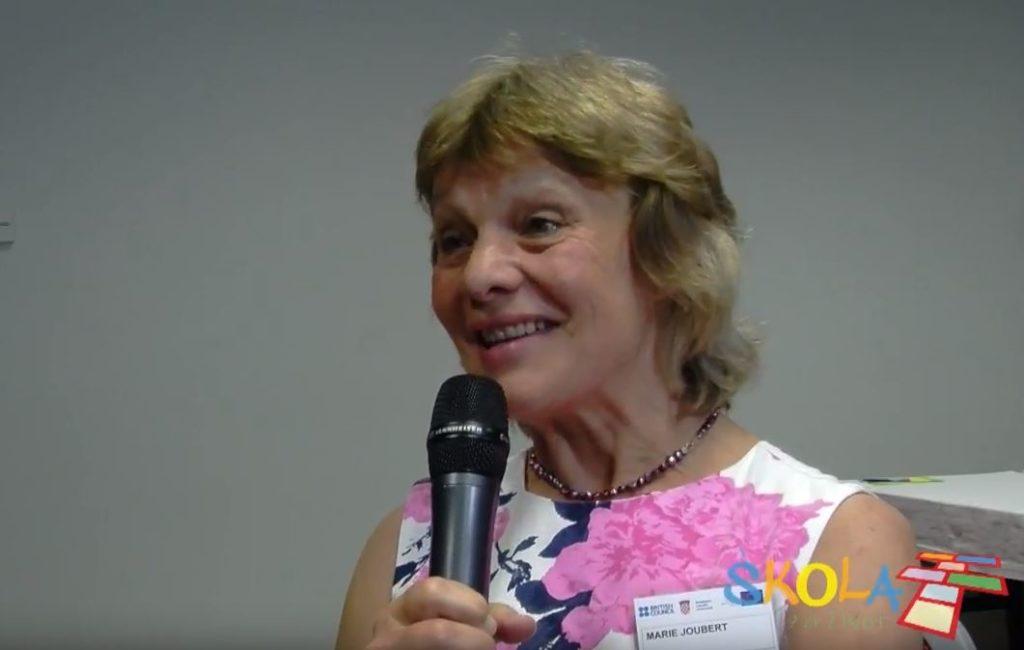 Intervju – Marie Joubert