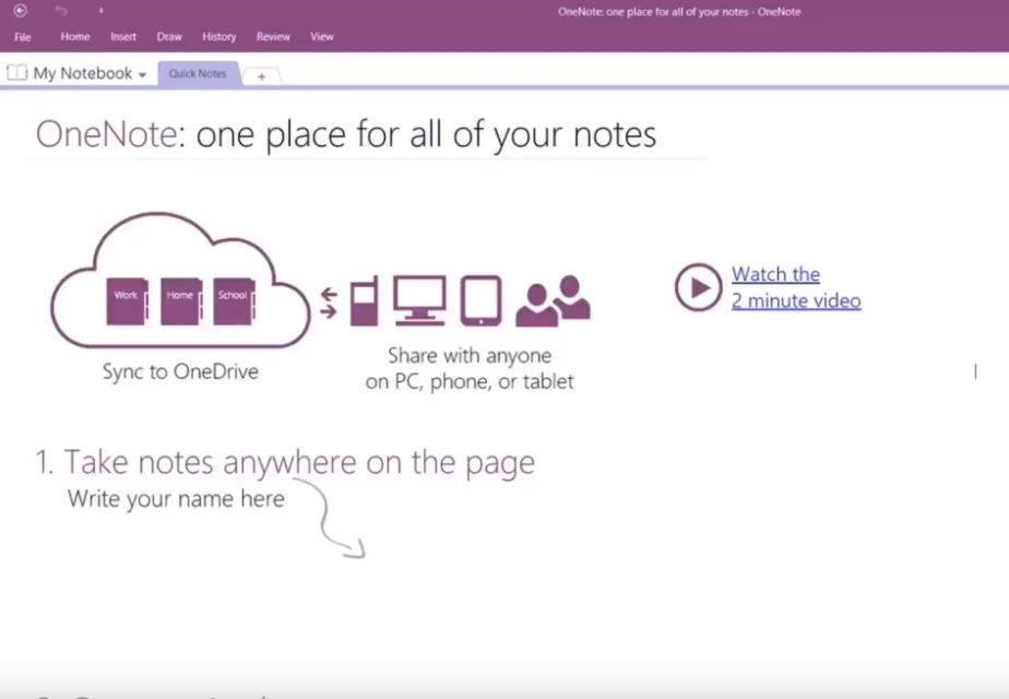 Digitalni alati – OneNote TreasureHunt