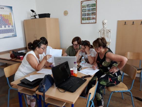 Francuski jezik – virtualne učionice 2018./19.