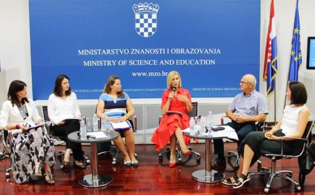 Učitelji budućnosti – ključne poruke i pitanja s prvog i drugog okruglog stola održanog u sklopu priprema za predsjedanje RH Vijećem EU-a